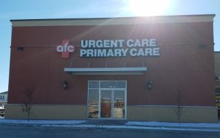 Urgent Care Primary Care Building
